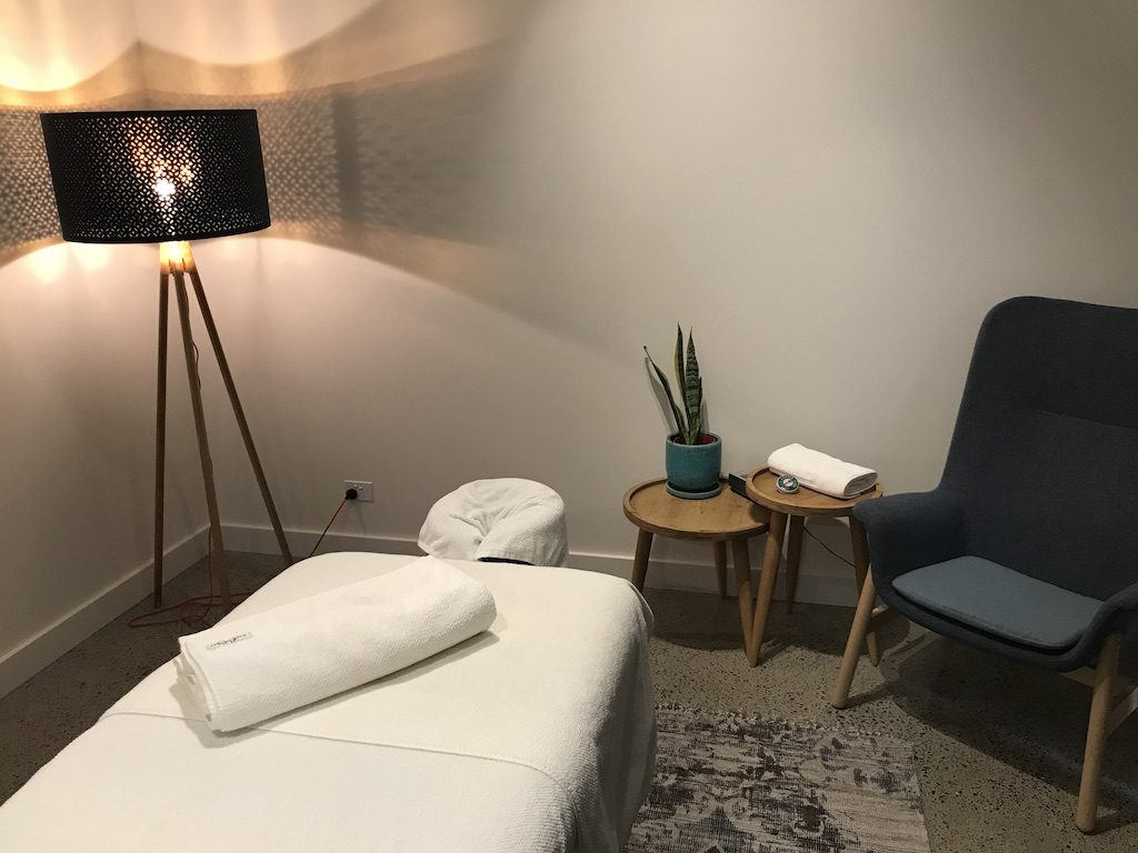 RRNT Glenroy Massage Room